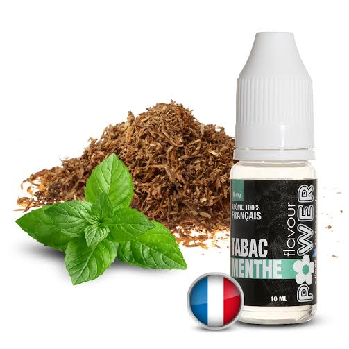 FLAVOUR POWER TABAC MENTHE